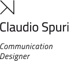 "Claudio Spuri ""klauaus"" – Communication Designer"