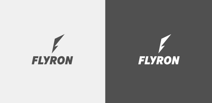 FLYRON_Marchio_2