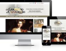 """""""DA GUERCINO A CARAVAGGIO"""" SITO WEB"""