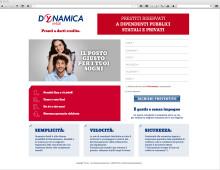 DYNAMICA DEM + WEB MARKETING