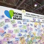"""""""VICINI CON UN SEGNO"""" RUFA MAKER FAIRE 2016"""